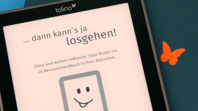 E-Book-Reader: Tolino soll mehr E-Books verkaufen als Amazon