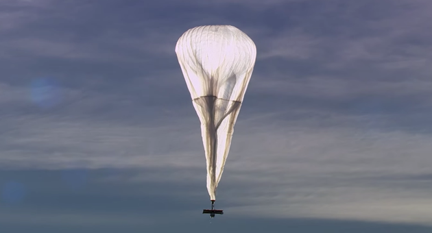 Project Loon Ballon