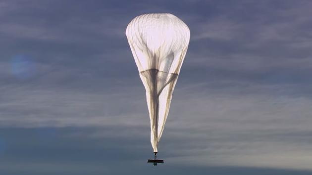 Project Loon: Googles Ballon-Internet steigt in Australien gen Himmel