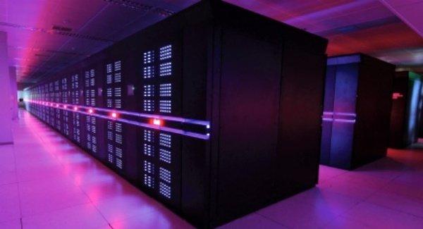 Ein Teil des chinesischen Supercomputers Tianhe-2