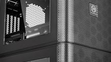 Core V21: Thermaltake lässt Würfelgehäuse zum Stapeln vom Stapel