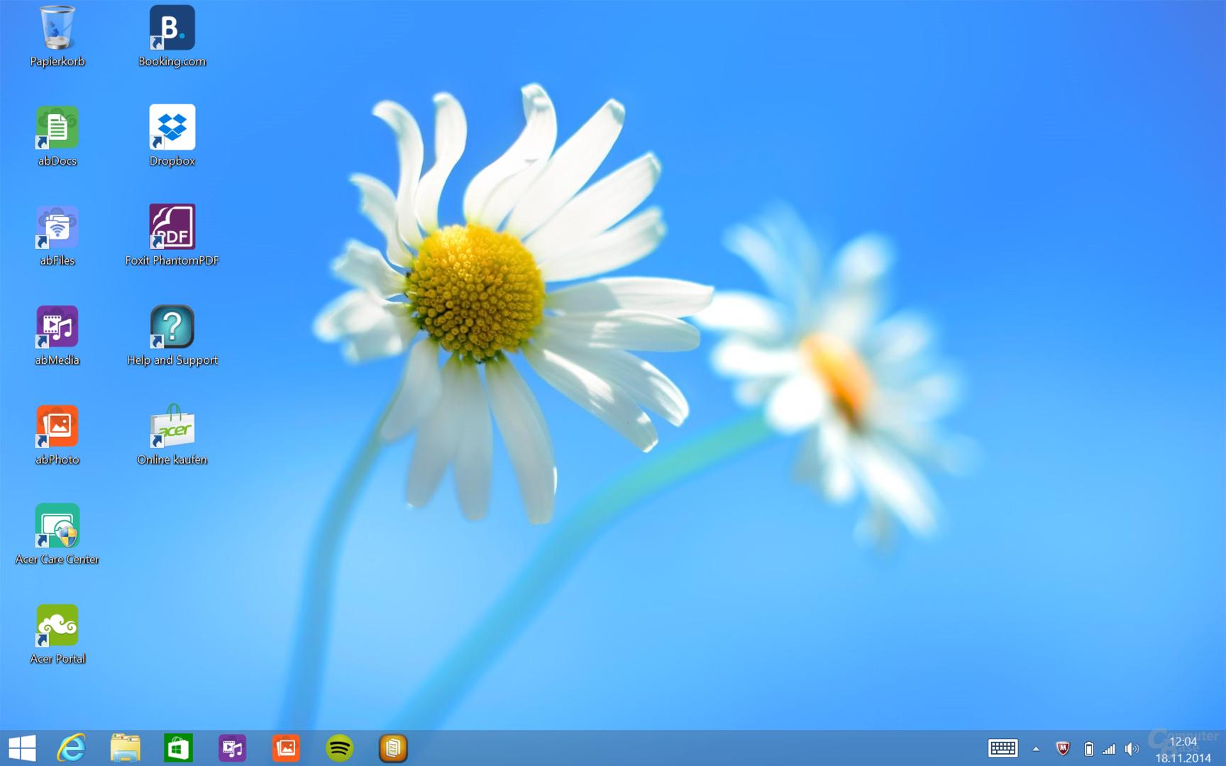 Acer Aspire Switch 10 FHD – Desktop