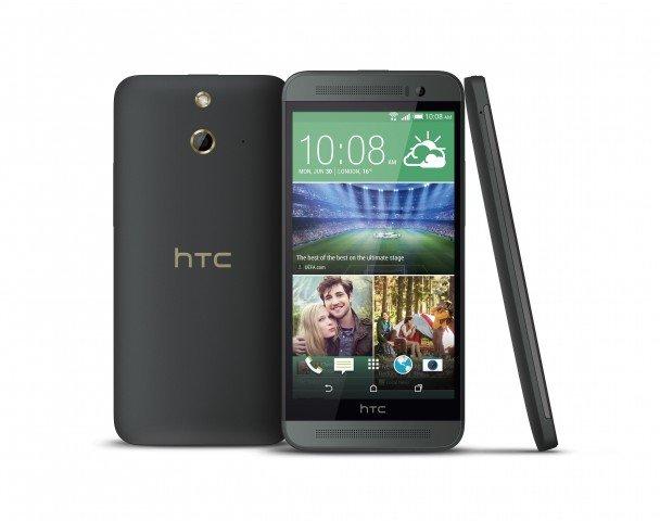 HTC One (E8) – Schwarz
