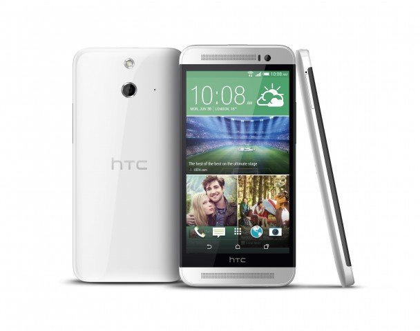 HTC One (E8) – Weiß