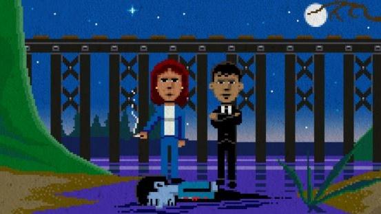 Thimbleweed Park: Ron Gilbert mit klassischem Adventure auf Kickstarter
