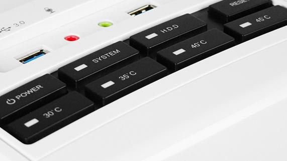 Cooltek GT-01 und GT-02: Automatisierte Lüftersteuerung im 40-Euro-Gehäuse