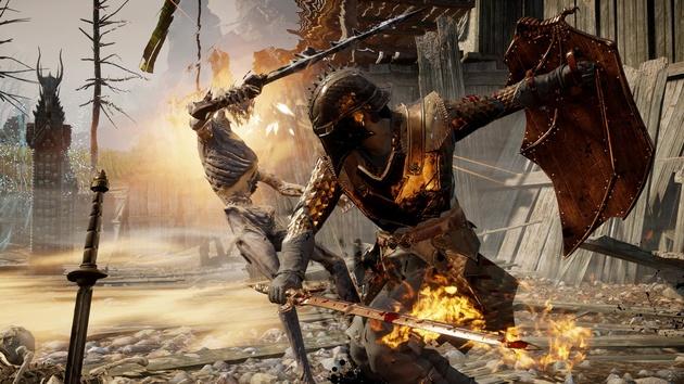 Dragon Age: Inquisition: Benchmarks, Probleme und Grafikvergleich zum Drachenspiel