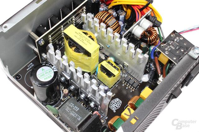 Cooler Master G450M – Elektronik