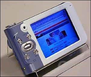 PDA Prototyp