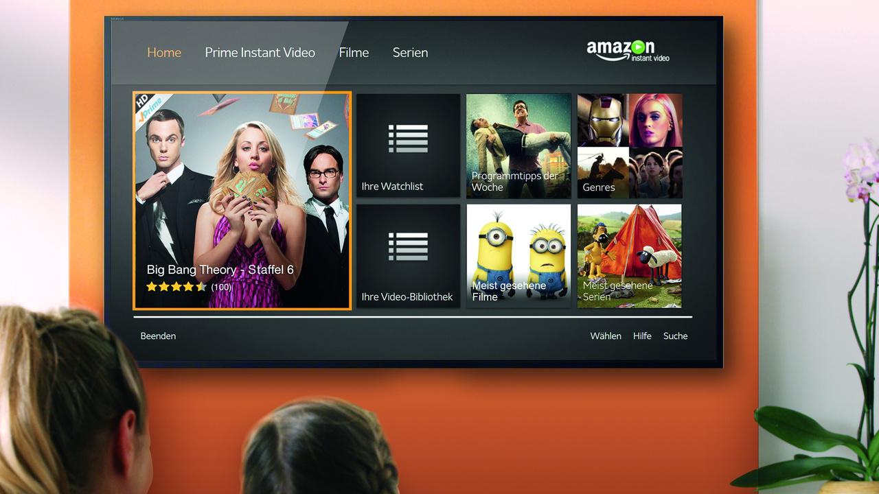 amazon neuer video streaming dienst soll g nstiger als netflix sein computerbase. Black Bedroom Furniture Sets. Home Design Ideas