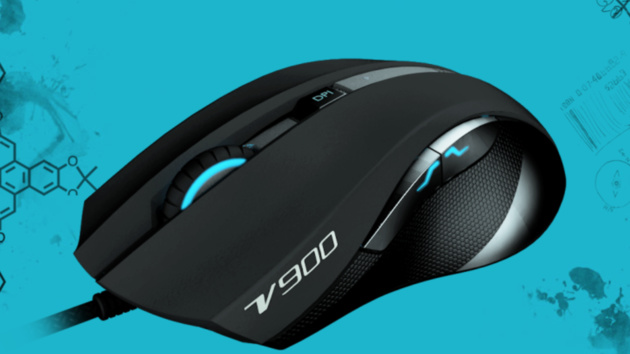 Vpro V900 im Test: Gute Spielermaus mit Fokus auf das Wesentliche
