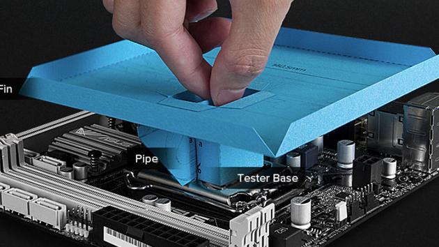 Cryorig: CPU-Kühler aus Papier prüft auf Kompatibilität