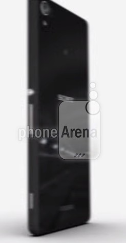 Sony Xperia Z4 – Rückseite schräg