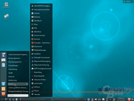 siduction KDE