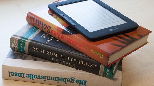 Digitales Lesen: E-Book-Verkäufe in den USA stark rückläufig