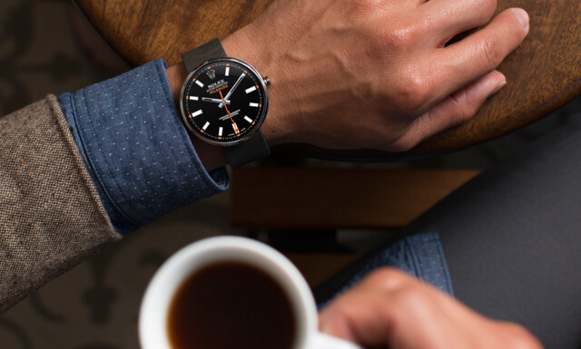 Rolex Milgauss Wear Watchface im Google Play Store