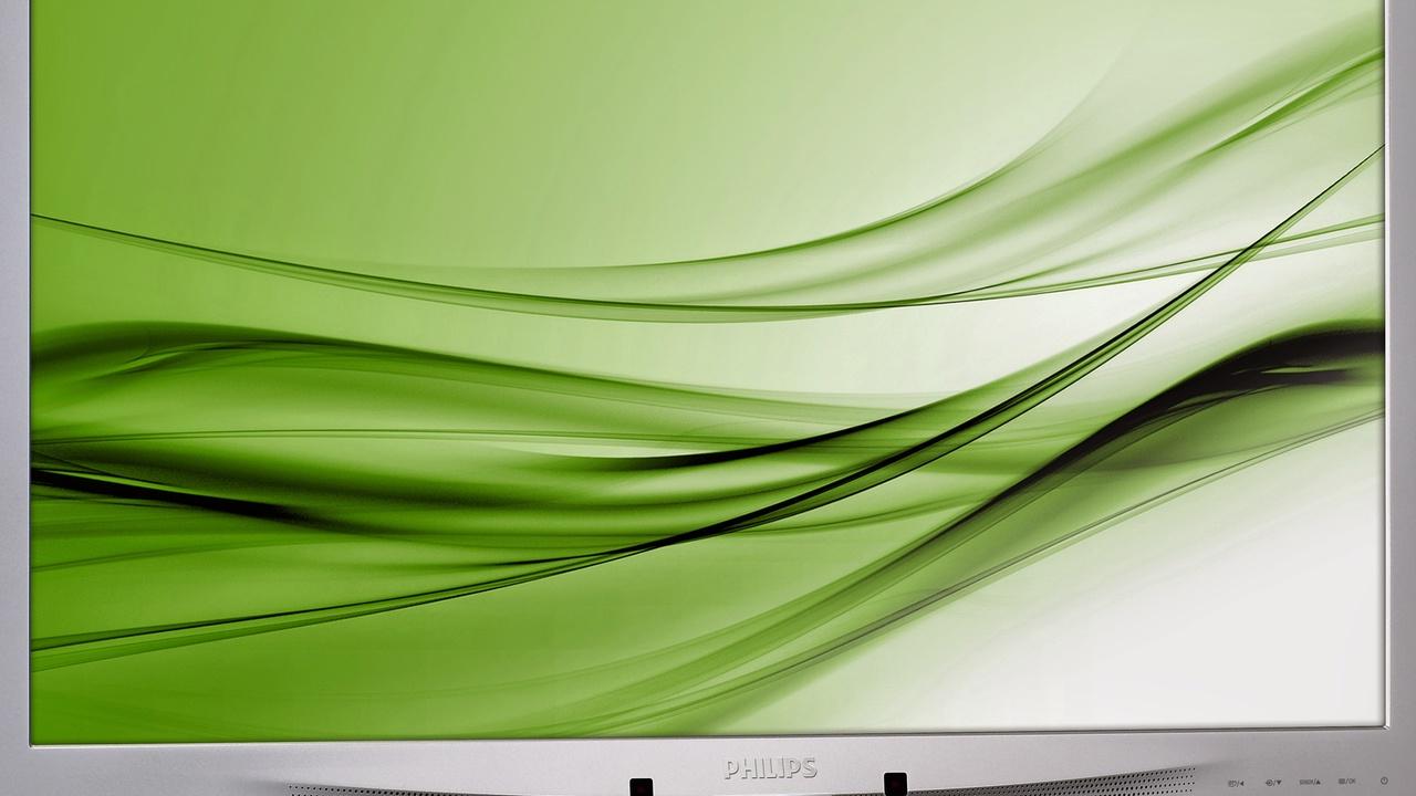 Philips 231P4QUPES: Docking-Monitor als 23-Zoll-Erweiterung für Notebooks