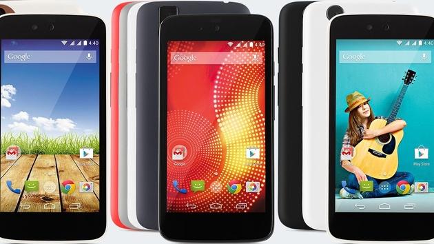 Android One: Karbonn Sparkle V nach Deutschland lieferbar