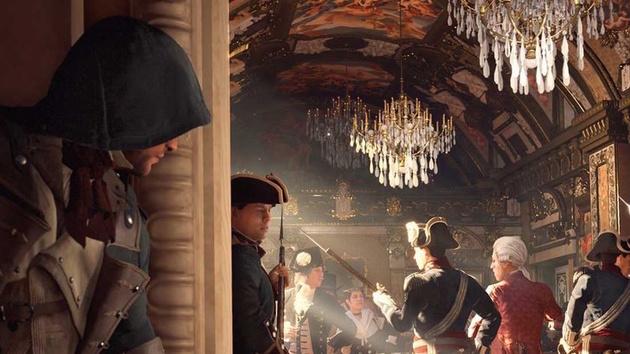 Assassin's Creed Unity: Patch und Gratis-DLC gegen Startprobleme