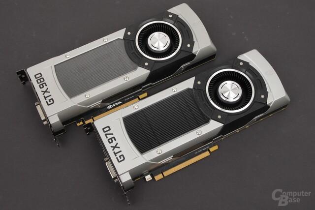 Die manli GeForce GTX 970 sieht aus wie das Referenzdesign der GeForce GTX 980