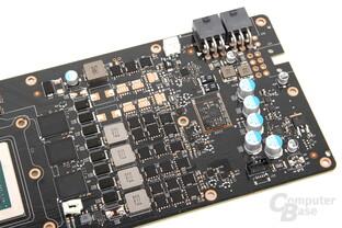 Die Stromversorgung der GeForce GTX 980