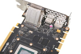 PCB der GeForce GTX 980 (Referenzdesign)