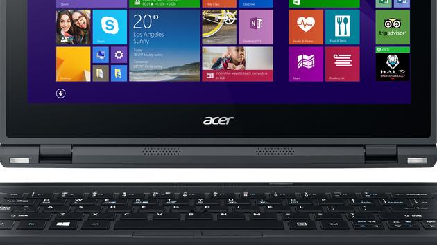 Intel Core M: Acer Aspire Switch 12 ab Dezember für 649 Euro