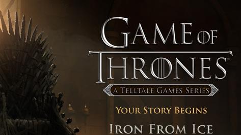 """Iron from Ice: Telltales """"Game of Thrones"""" startet nächste Woche"""