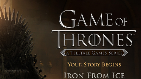 "Iron from Ice: Telltales ""Game of Thrones"" startet nächste Woche"