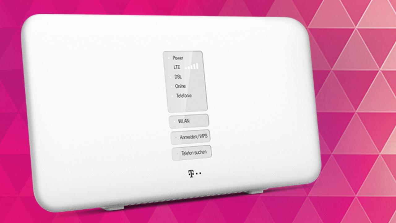 Magenta Hybrid: Telekom bündelt VDSL und LTE ohne Drosselung