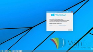 Windows10 Build 9888