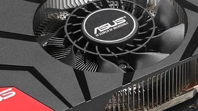 GeForce GTX 970: Asus DirectCU Mini schrumpft Maxwell 2.0 auf 17 cm