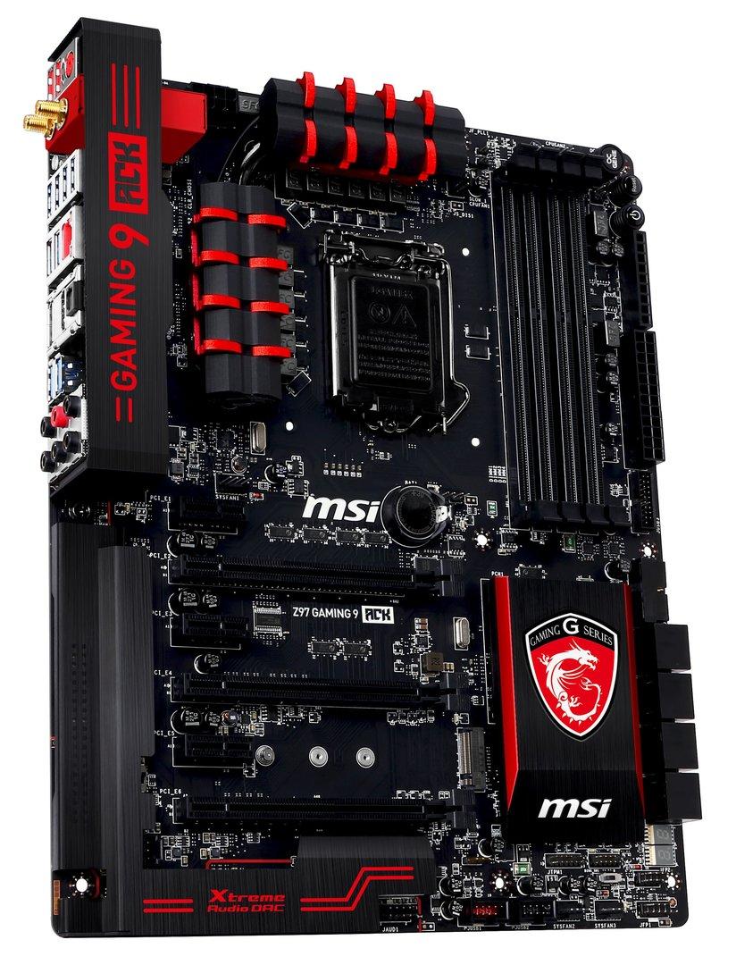 MSI Z97 Gaming 9 ACK
