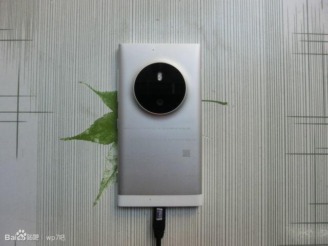 Prototyp des Lumia 1030