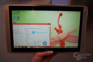 HP Envy 13 mit Intel Core M – quer