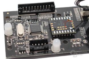 V-Power3-ARM-Prozessor und ADNS-9800-Sensor