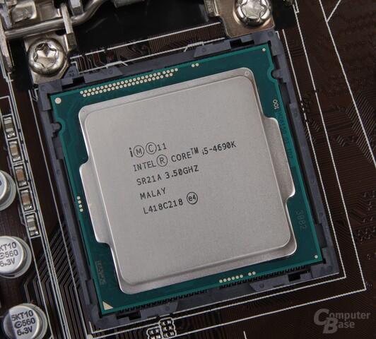Intel Core i5-4690K, der kleine Devil's Canyon