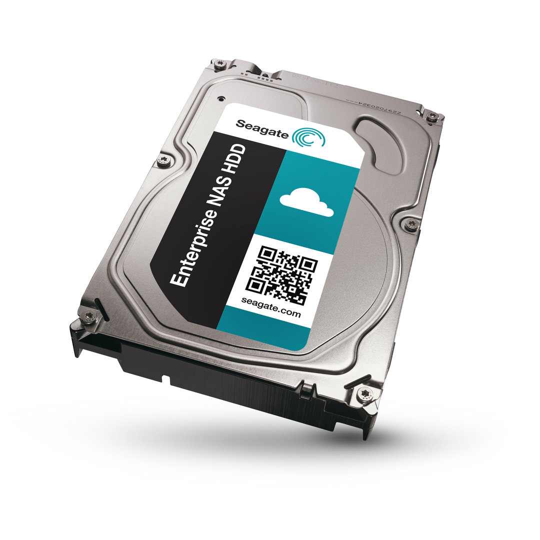 Seagate Enterprise NAS HDD