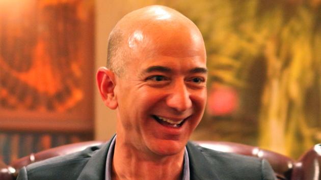 Jeff Bezos: Auf Milliardenfehler kommt es nicht an