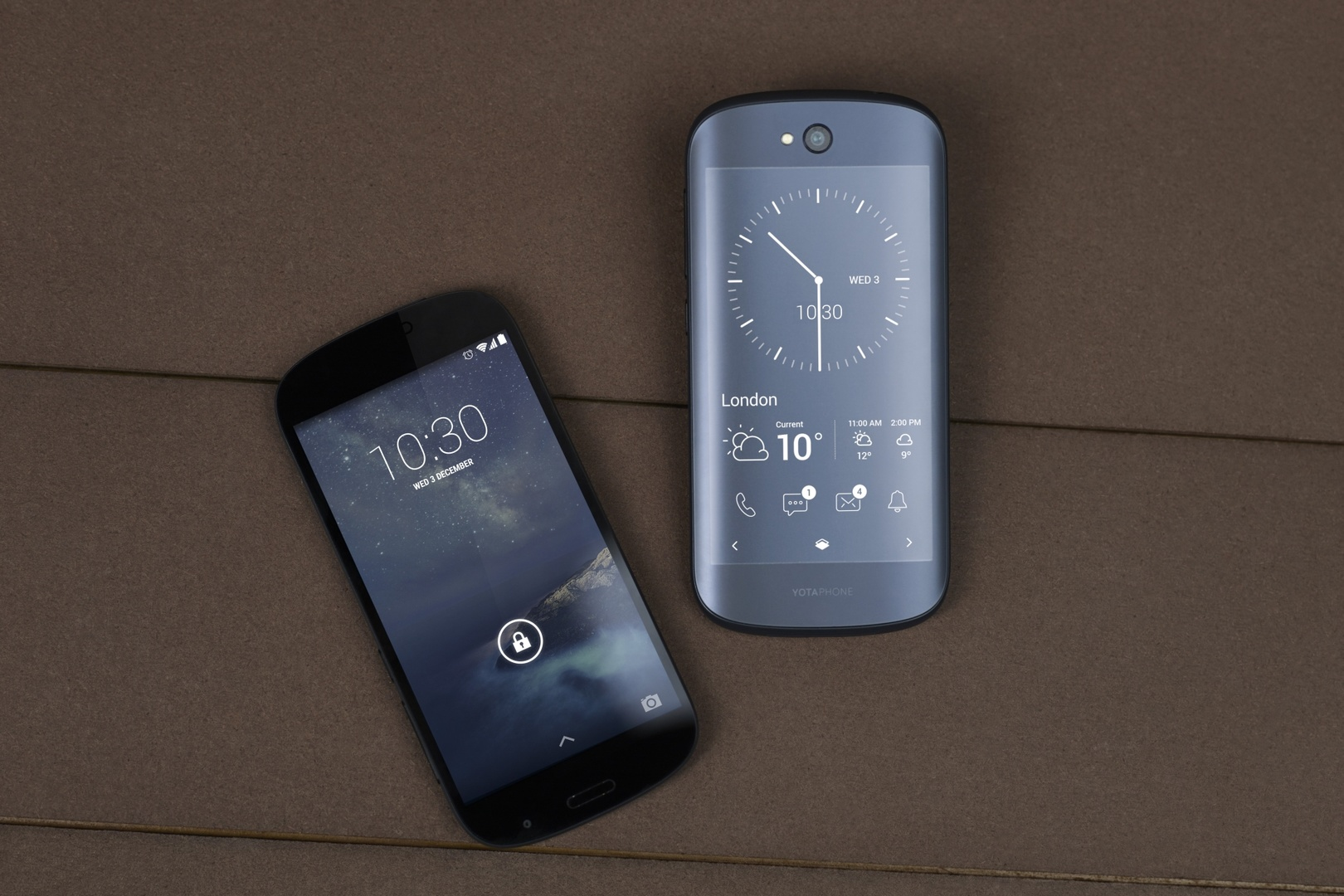 Yota Devices Yotaphone 2