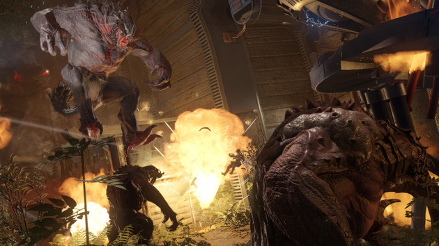 Evolve: Alle vier Spielmodi des Koop-Shooters vorgestellt
