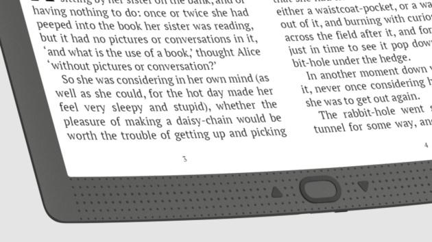 E-Ink-Technologie: PocketBook stattet CAD-Reader Flex mit Biege-Display aus