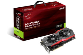 Asus GeForce GTX 980 Matrix – vor Karton