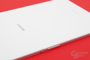 Das Sony Xperia Z3 Tablet Compact ist sehr dünn und gut verarbeitet