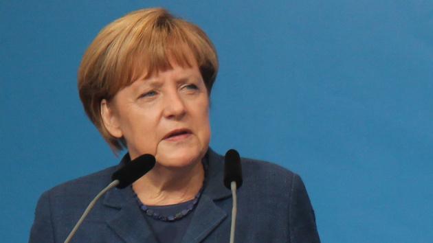 Angela Merkel: Die Abkehr von der Netzneutralität ist unausweichlich
