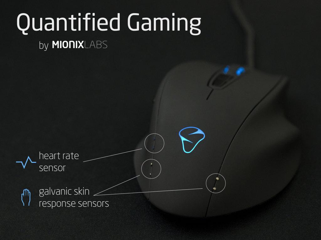 Prototyp der Mionix QG
