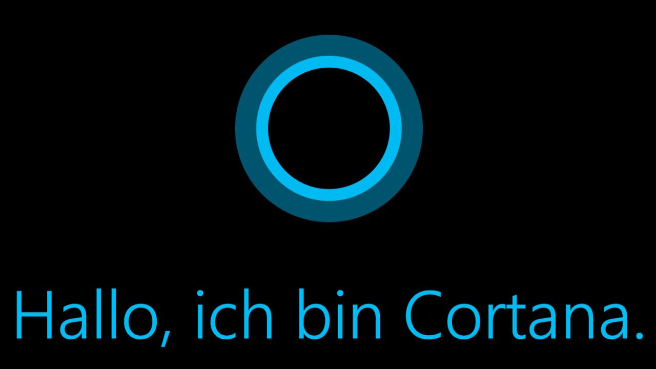 Alpha-Version: Microsoft Cortana spricht jetzt auch Deutsch