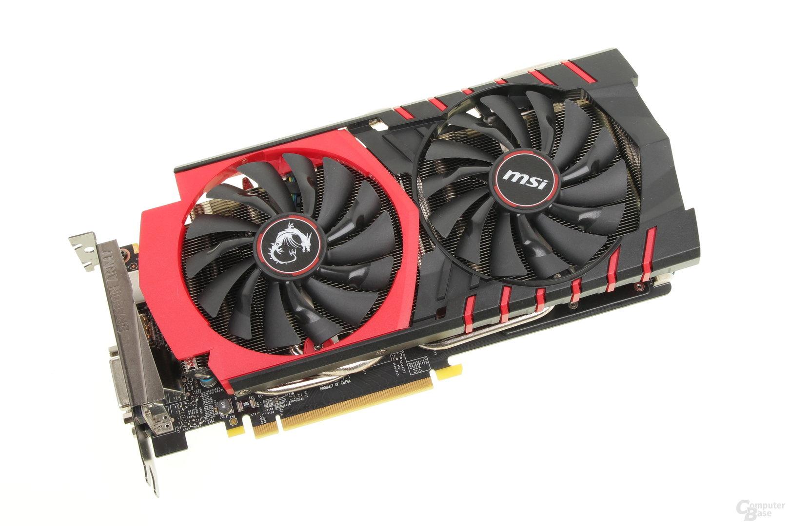 MSI GeForce GTX 970 Gaming 4G