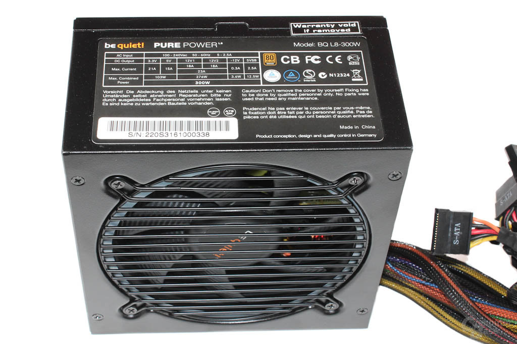 be quiet Pure Power L8 300 Watt