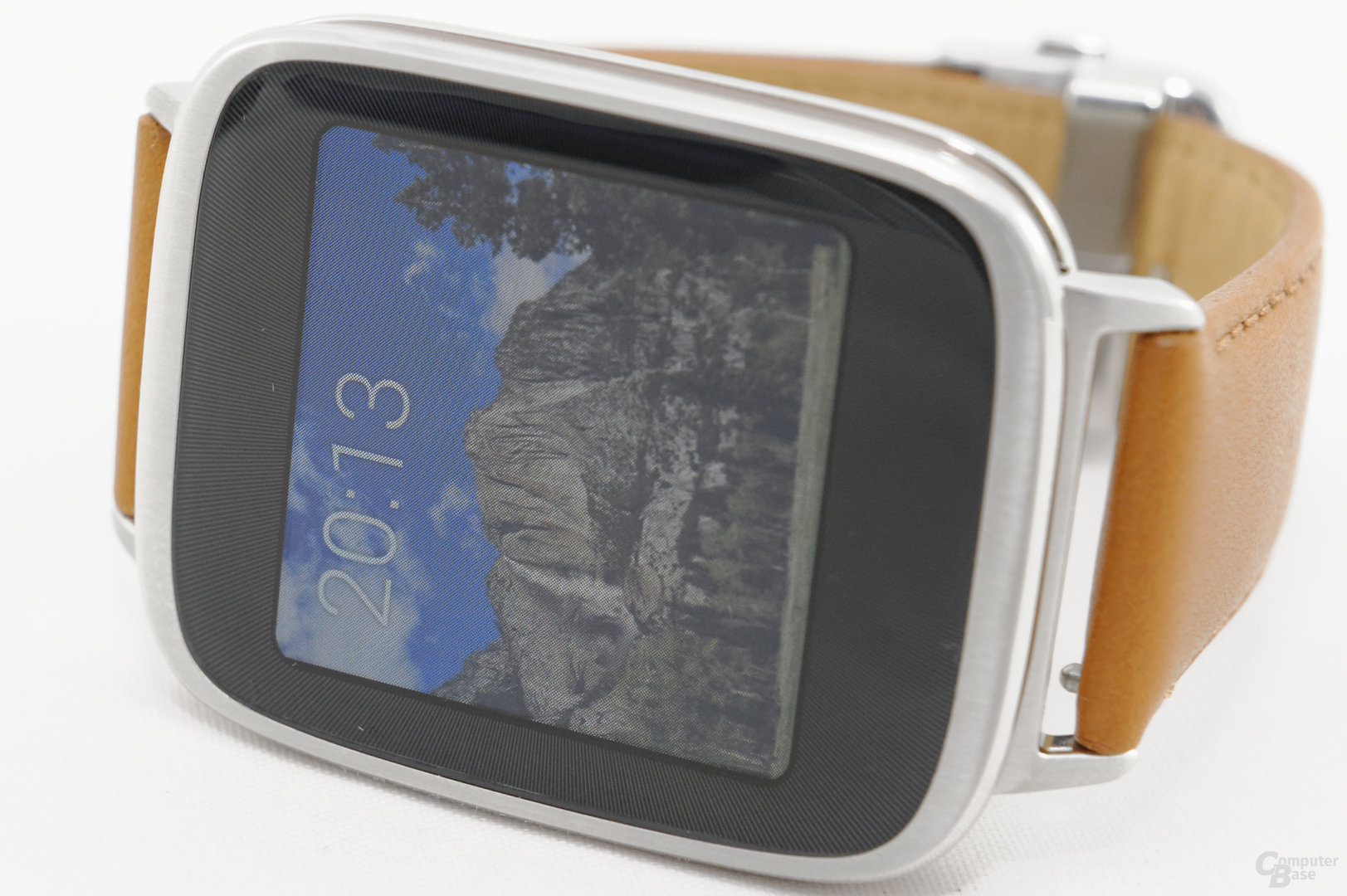 Asus ZenWatch – Display im Detail